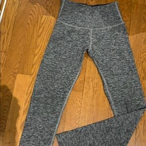 Beyond Yoga Grey leggings